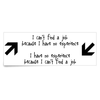 I can't find a job sticker - Custom Stickers