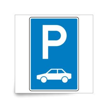 car parking sticker   custom stickers