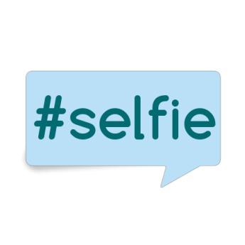 Selfie Sticker Custom Stickers