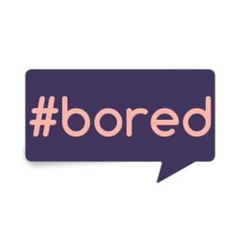 Sticker r design - Bored Sticker Custom Stickers
